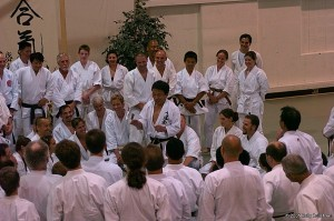 Kenji Ushiro Shihan at Boulder Summer Camp 2005